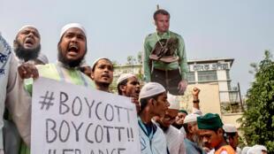 boicot bangladesh francia