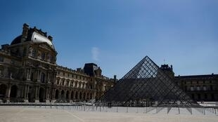 The Louvre museum in Paris will reopen its doors on July 6, 2020, after months of closure due to lockdown measures linked to the COVID-19 pandemic.