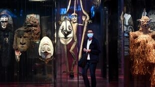 The Quai Branly museum in Paris houses priceless African artefacts that critics say should be returned to their homelands.