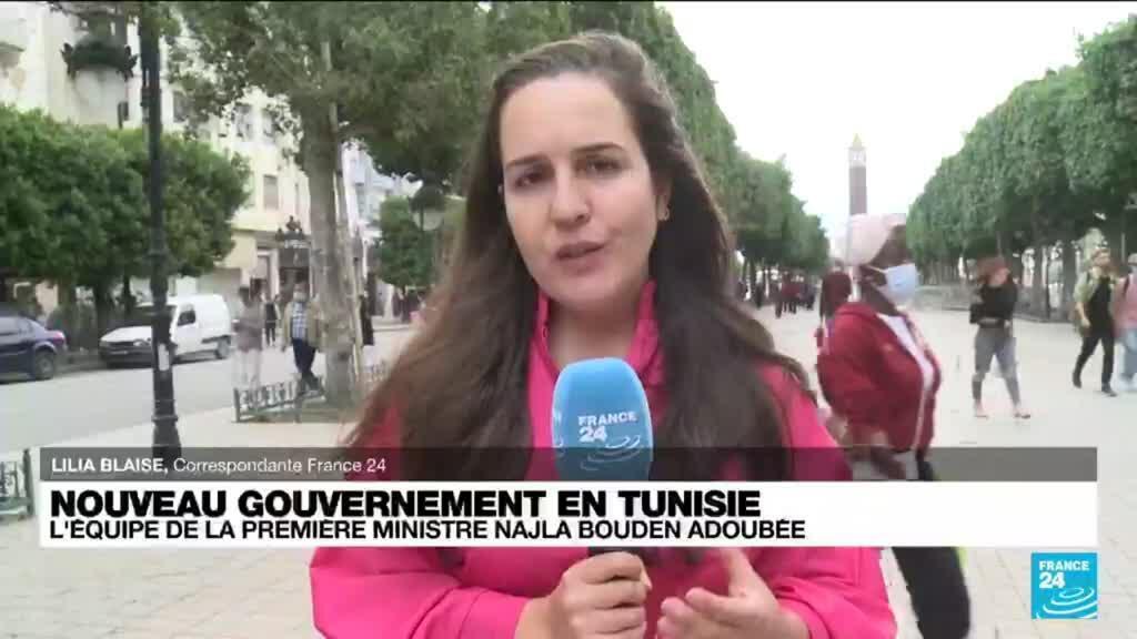 2021-10-11 16:04 Tunisie : Un nouveau gouvernement nommé sur fond de crise politique