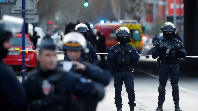 عناصر من الشرطة الفرنسية