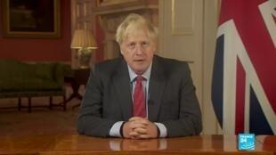 2020-09-23 09:02 Coronavirus pandemic: UK's Johnson urges 'spirit of togetherness' to combat virus