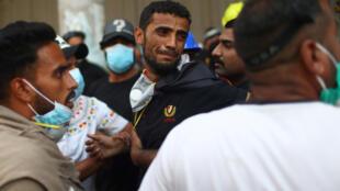 قتلى وجرحي في احتجاجات العراق المناهضة بالحكومة الحالية