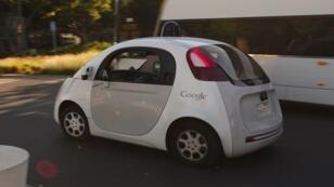 La voiture autonome de Google