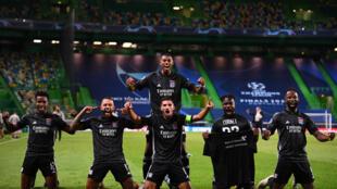 Ligue des champions Lyon Bayern Munich