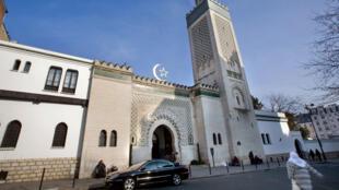 مسجد باريس