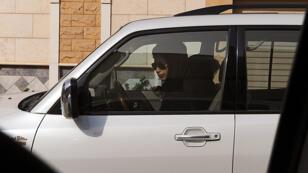 Les Saoudiennes prennent régulièrement le volant pour protester contre l'interdiction de conduire. Ici, à Riyad, en juin 2011.