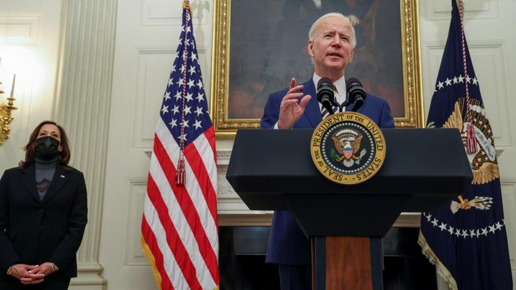 US to strengthen bilateral ties with France, Biden tells Macron