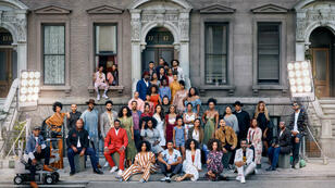 """""""A great Day In Harlem"""", façon Netflix."""