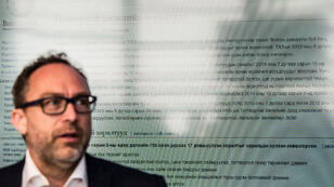 Jimmy Wales, co-fondateur de Wikipedia.