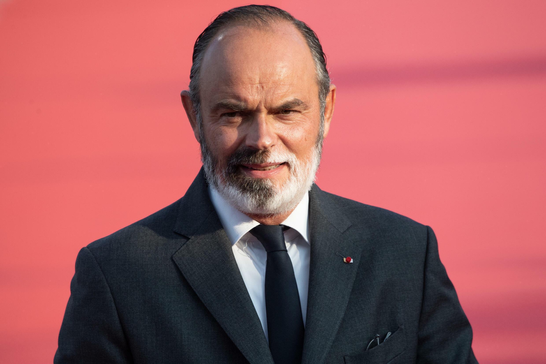 L'ancien Premier ministre et actuel maire du Havre Edouard Philippe à Deauville le 3 septembre 2021