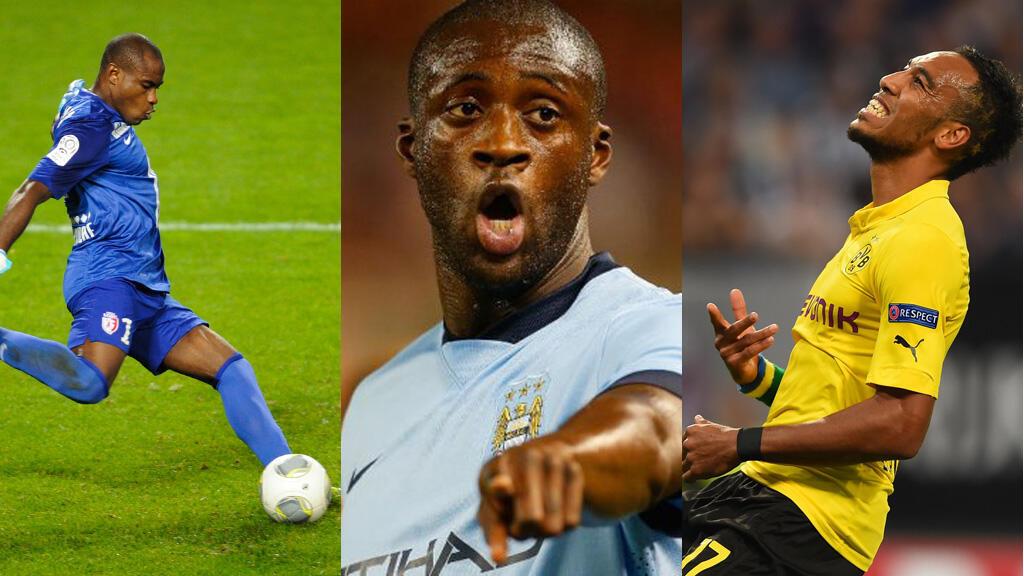 Vincent Enyeama, Yaya Touré et Pierre-Emerick Aubameyang se disputent le titre du meilleur joueur africain de l'année 2014.
