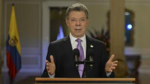 Le président Juan Manuel Santos veut accélérer le processus de paix afin de résoudre le plus vieux conflit armé d'Amérique latine.