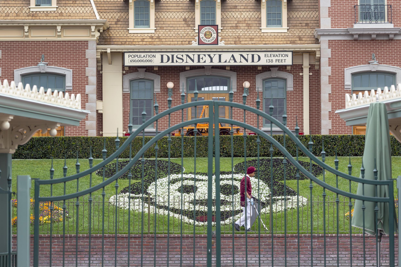 Disneyland está cerrado desde el 14 de marzo por la pandemia
