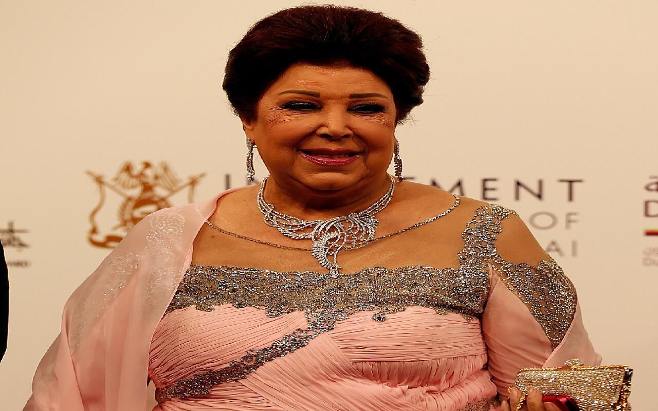 الفنانة المصرية الراحلة رجاء الجداوي