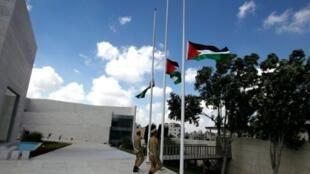 مقر السلطة الفلسطينية في رام الله