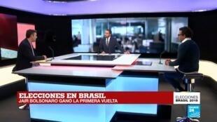 Reviva el análisis de nuestros invitados sobre los resultados de las elecciones en el país más grande de América Latina.