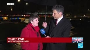 2019-12-12 23:52 Claire Fox, MEP The Brexit Party: UK General election result signals dawn of a new era