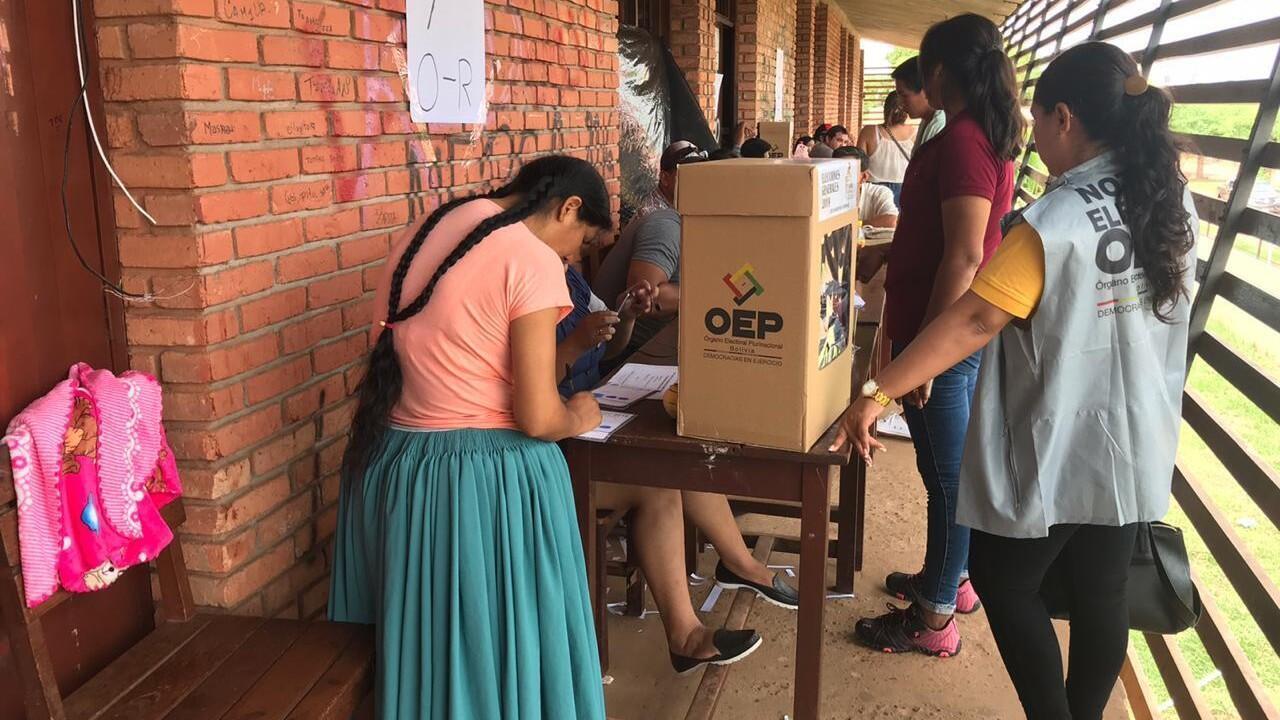 Les Boliviens retourneront le 3 mai 2020 aux urnes pour désigner leur président.