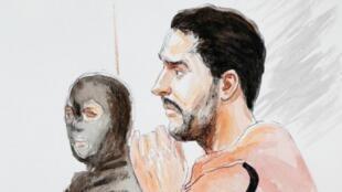 محاكمة مهدي نموش في بروكسل