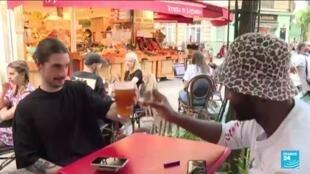 2021-06-10 10:08 Déconfinement en France : couvre-feu à 23 h, restaurants et salle de sport rouverts