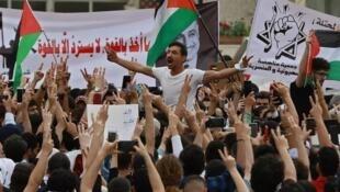 jordanie manifestation