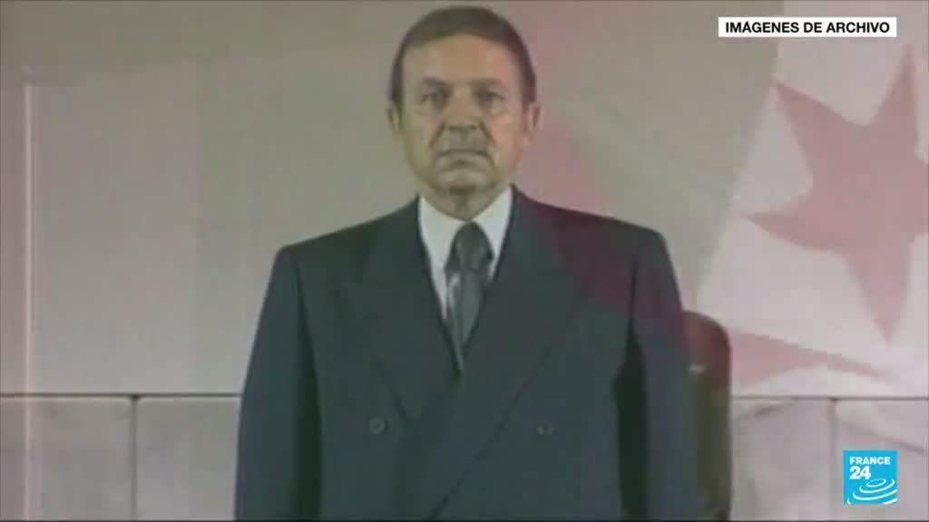 2021-09-18 15:12 Abdelaziz Bouteflika fue el hombre fuerte de Argelia por dos décadas
