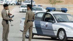 قوات الأمن في المملكة العربية السعودية