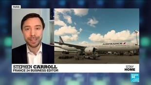 2020-05-07 11:05 Air France-KLM to start job cuts discussions with unions amid 2 billion euro Covid-19 pandemic loss