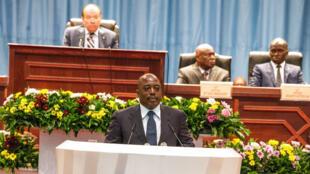 Le président congolais Joseph Kabila a annoncé qu'il ne quitterait pas le pouvoir au terme de son mandat le 20 décembre.