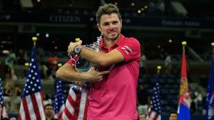 Stan Wawrinka a remporté à l'US Open, dimanche 11 septembre 2016, son troisième titre en Grand Chelem.