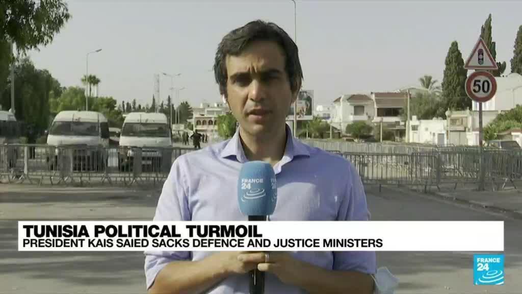 2021-07-27 09:09 Tunisian democracy in turmoil after president sacks government