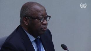 Laurent Gbagbo s'est entretenu avec le Premier ministre ivoirien Ahmed Bakayoko