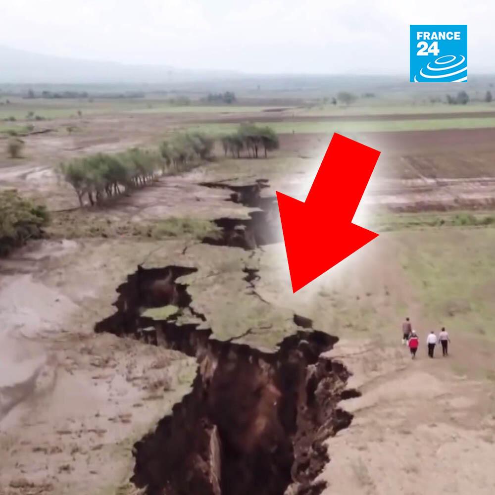 الصدع الكبير في كينيا