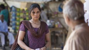 """Dans """"Masaan"""", Devi (Richa Chadda) doit être jugée pour le suicide de son amant."""