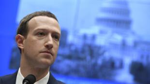 مؤسس فيس بوك مارك زوكربرغ