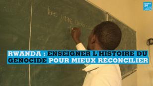 Depuis 2010, l'enseignement de l'histoire du génocide est une discpline transversale