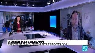 2020-07-01 08:08 Analysis: Russians set to back Putin reforms