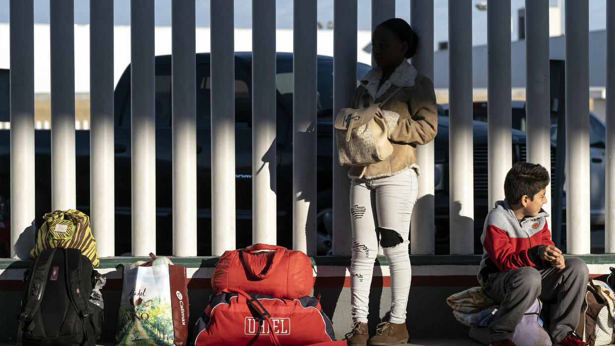 US ready to collect DNA from detained migrants - France 24