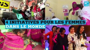 La journée internationale des droits des femmes a lieu chaque 8 mars.