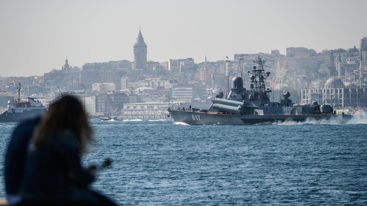 Turkey slams admirals' warning over Bosphorus treaty - France 24