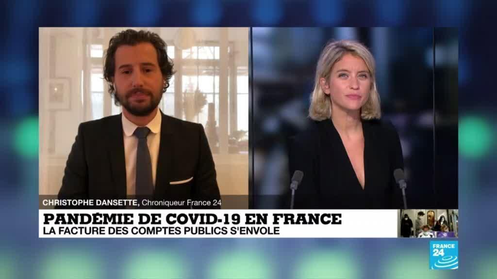 2020-06-11 09:07 Pandémie de Covid-19 en France : la facture des comptes publics s'envole