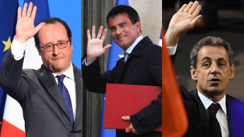 Race for the Elysée: topsy-turvy in 100 days