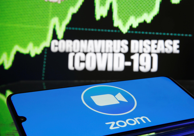 Depuis janvier 2020, plus de 2,2 millions de personnes se sont inscrites à Zoom, soit davantage que sur toute l'année 2019.