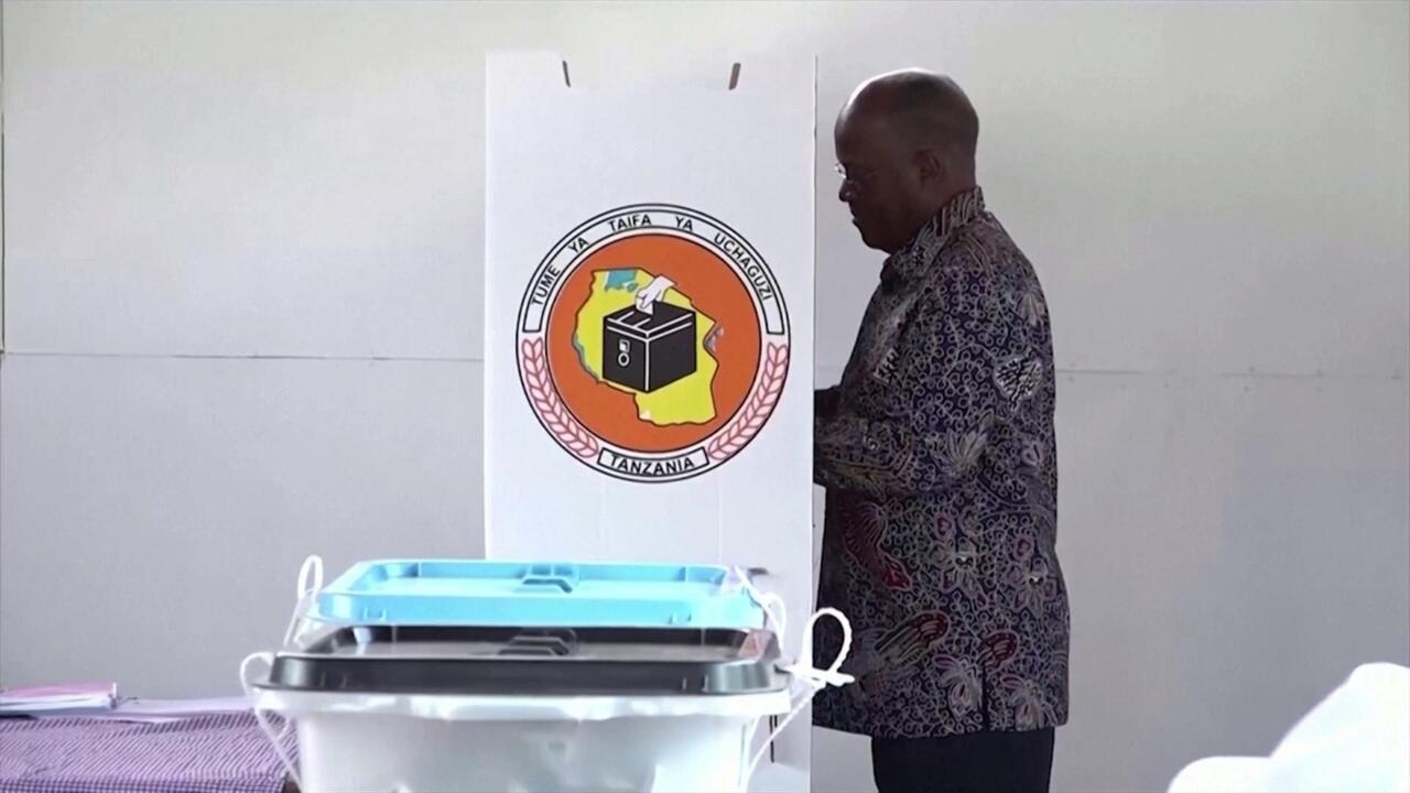 Eye on Africa - Tanzania heads to the polls amid claims of 'widespread irregularities'