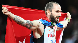 Ramil Guliyev, sacré sur le 200m devant les stars.
