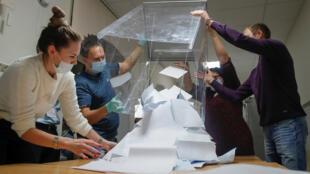 RUSSIA-POLITICS-NAVALNY-ELECTION