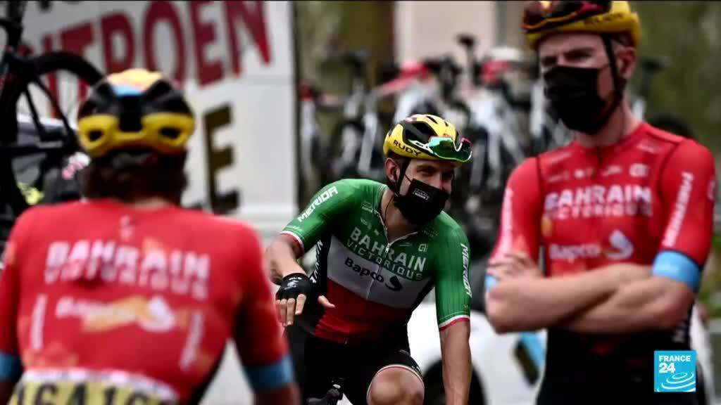2021-07-15 15:13 Tour de France's Bahrain Victorious targeted by doping investigation