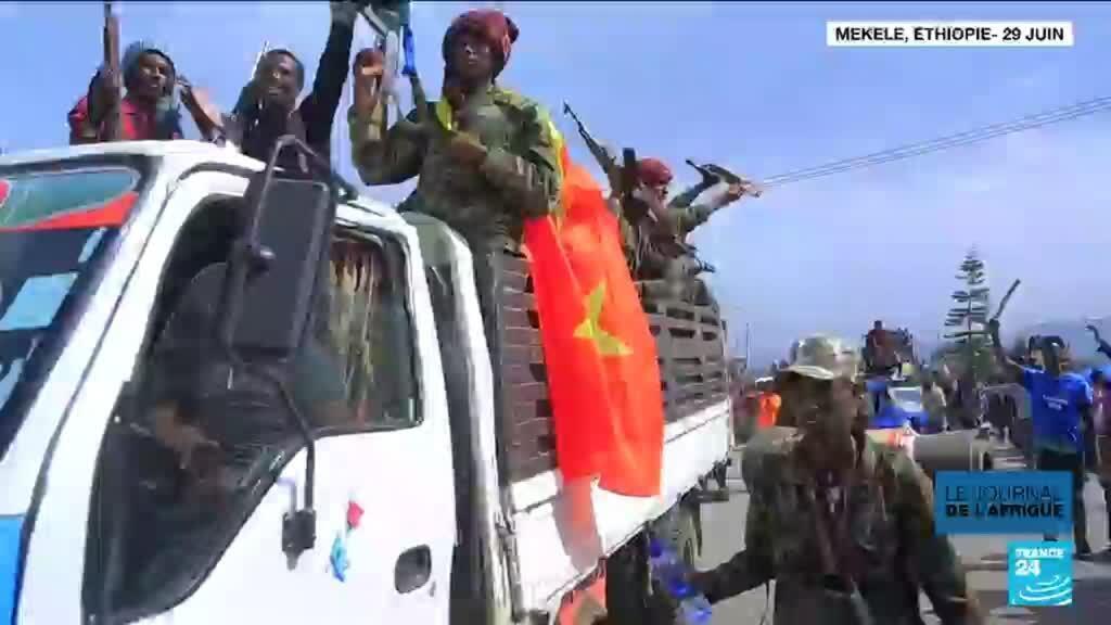 """2021-07-14 22:53 Conflit au Tigré : Abiy Ahmed promet de """"repousser les attaques"""" rebelles"""