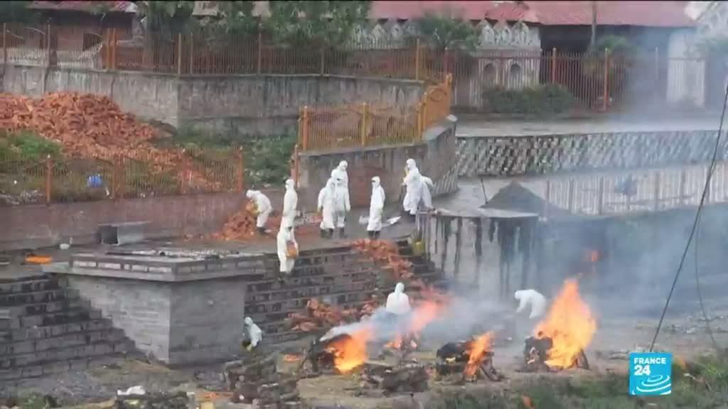 2021-05-06 10:04 Covid-19 au Népal : résurgence de l'épidémie